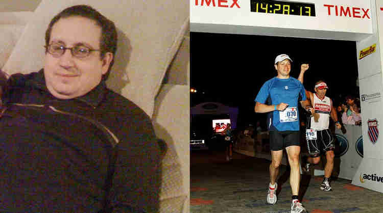 Success Story: A Sedentary Surgeon who Transformed his Life